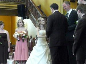 Nick & Alicia make their vows