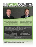 The Gospel Coalition in Ontario — D.A. Carson and Mike Bullmore