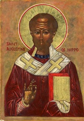 Aurelius Augustine Bishop of Hippo