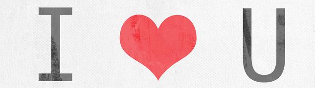 I Heart U (banner)